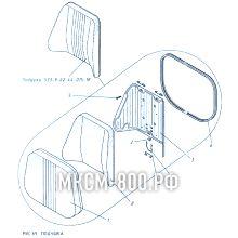 МКСМ-800 Подушка