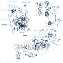 МКСМ-800 Отопление