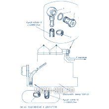 МКСМ-800 Подключение к двигателю