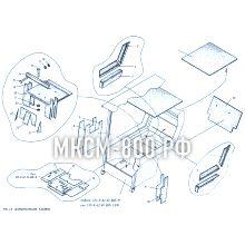 МКСМ-800 Шумоизоляция кабины