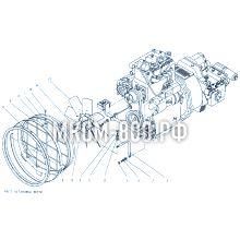МКСМ-800 Установка вентилятора