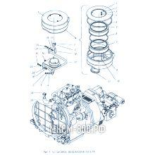 МКСМ-800 Установка воздухоочистителя