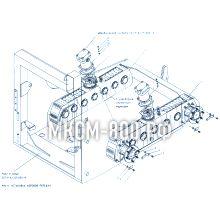 МКСМ-800 Установка коробок передач