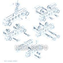 МКСМ-800 Коробка передач