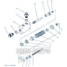 МКСМ-800 Клапан