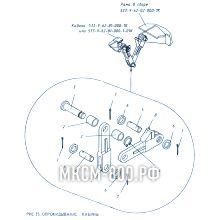 МКСМ-800 Опрокидывание кабины