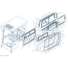МКСМ-800 Окно левое