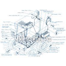 МКСМ-800 Электрооборудование