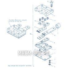 МКСМ-800 Розетка внешнего запуска