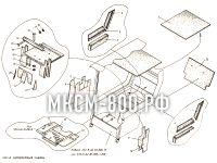 Шумоизоляция кабины МКСМ-800