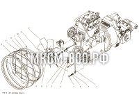 Установка вентилятора МКСМ-800