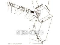 Бак топливный МКСМ-800