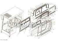 Окно левое МКСМ-800