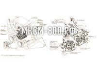 Установка гидравлической системы ходовой части МКСМ-800