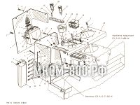 Панель левая МКСМ-800