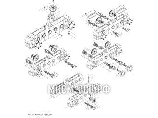 Коробка передач МКСМ-800