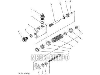 Клапан МКСМ-800
