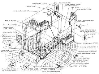 Электрооборудование МКСМ-800